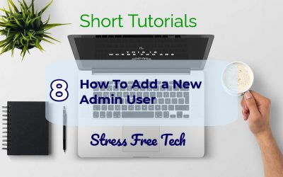 How to add a new admin user to your WordPress Website
